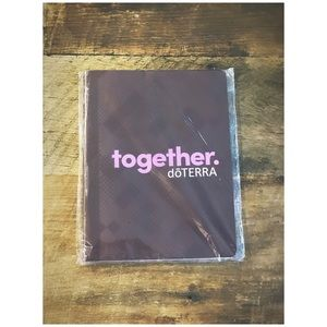 """doTERRA """"together"""" 2019 convention notebook"""